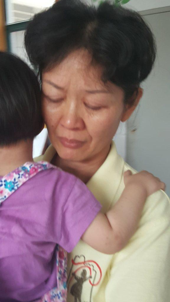 Adoption Story - Nanny in China