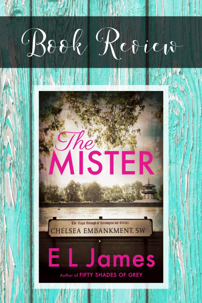 The Mister by E L James Book Review Beach Camping Reads