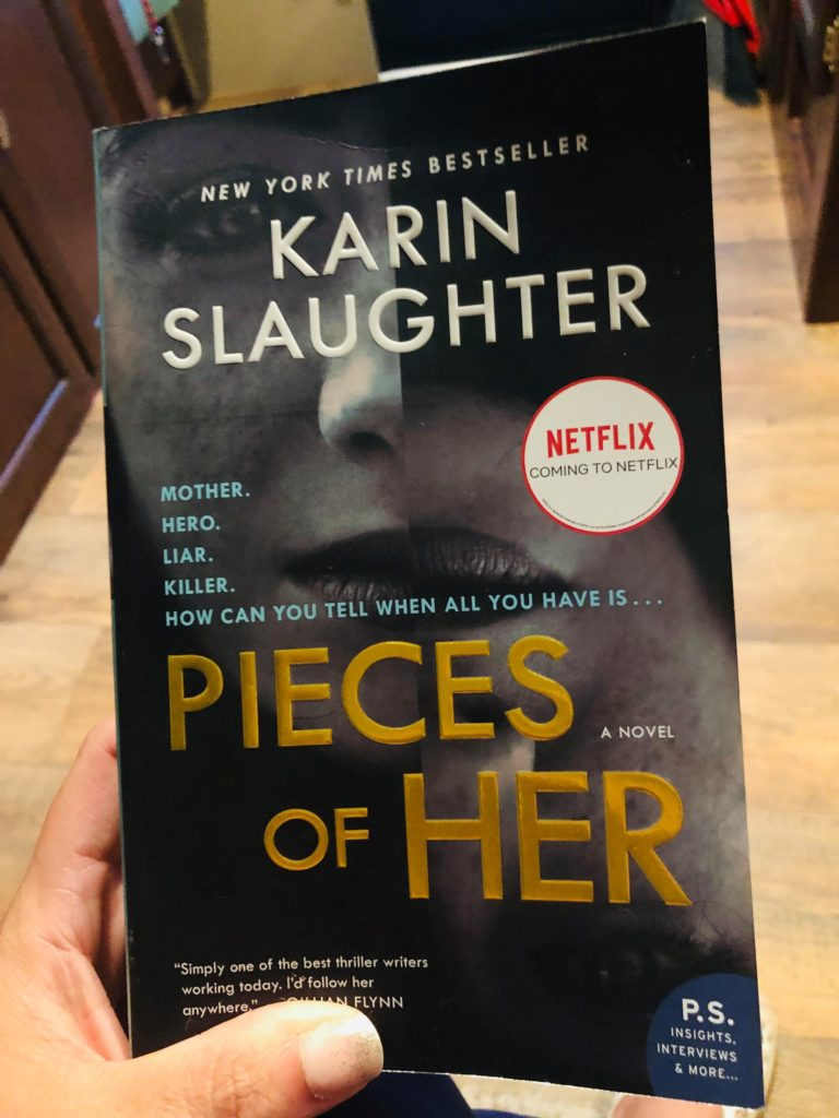 Pieces of Her by Karin Slaughter Book Review